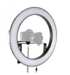 LED Ringlamp Dimbaar DVR-512DVC op 230V - Falcon Eyes
