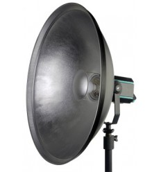 E056 - Beauty dish - Reflector Softlight - Silver ø700mm