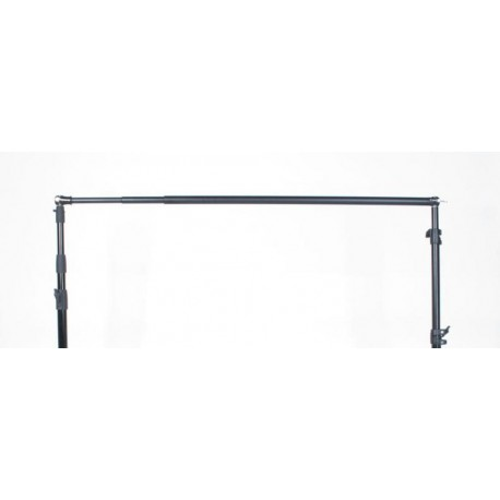 C048 - Telescopic crossbar 303~125 cm, folded 127 cm, weight 0,9 kg for light stands