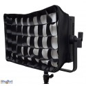 LEDP-1190-SBHC - Softbox for LEDP-1190 Series, 39x39cm with Diffuser & Honeycomb Grid - illuStar