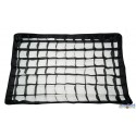LEDP-1190-SBHC - Softbox for LEDP-1190 Series, 39x39cm with Diffuser & Honeycomb Grid