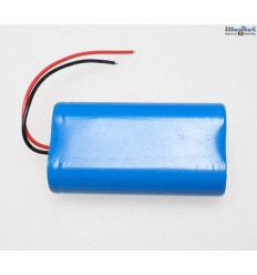 BP-LEDC-6W - Rechargeable Battery-Pack (Li-ion 5600 mAh 3,7V) - For LEDC-6W