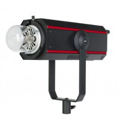 FX-1200-PRO - Studio Flash - Digital and stepless variable 1200~37 Ws (Joule) - Fan cooled - Halogen 650W, Bowens-S adaptor - elfo