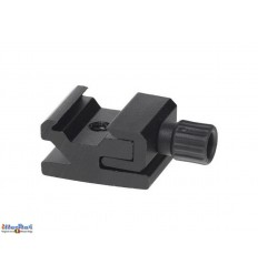"FLH-10 - Hot-Shoe holder for mounting speedlite on stand with Screw Thread Mounting (female 1/4"")"
