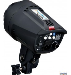 FS300DR - Studio Flash, Digital and Stepless 300~9 Ws, GX6.35 100W halogen, Bowens-S adaptor