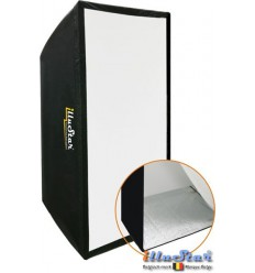 SB-6090-A144 - Softbox 60x90cm - 360° rotating - foldable - carry bag