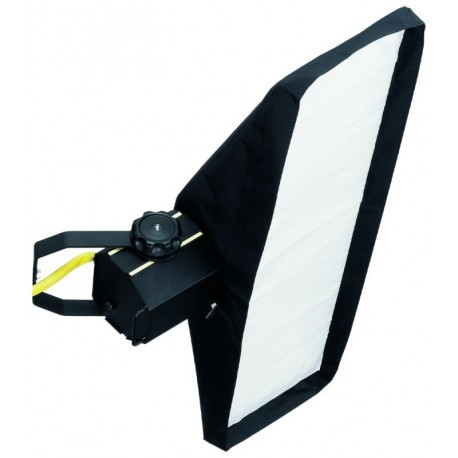 B017 - Softbox 25x90cm - with lateral connection on the side