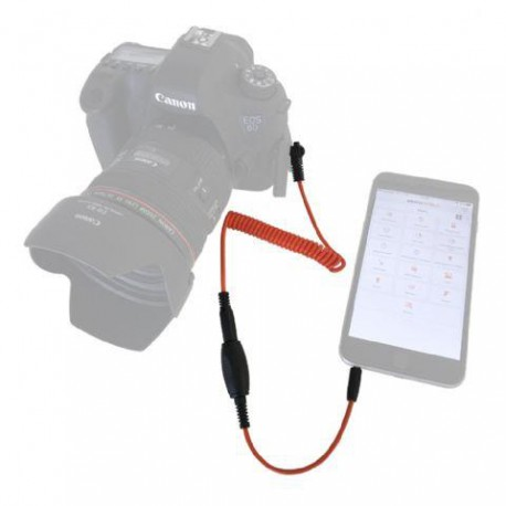 Miops Smartphone Shutter Release MD-N3 with N3 cable for Nikon