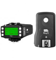 Pixel e-TTL Radio Trigger Set King Pro for Canon