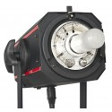 FX-250 - Studio Flash - Digital and stepless 250~8 Ws (Joule) - Cooling fan - E27 150W halogen - Bowens-S adaptor