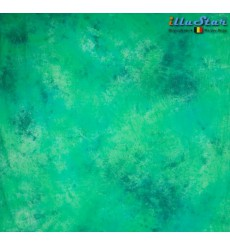 BM034 - Backdrop 3 x 6 m - High quality cotton muslin - Pocket loop for crossbar at the top - Crush Dyed - illuStar