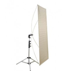 Falcon Eyes Reflector RR-3570S Zilver/Wit 89x178 cm